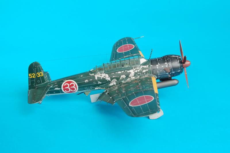 "1/48  Nakajima B6N2 Tensan ""Jill""  752 Kokutai DSC_6862"