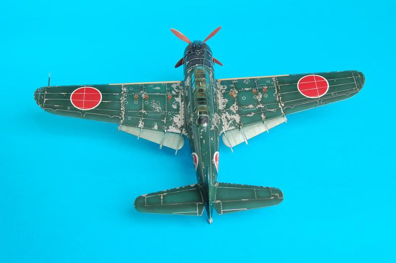 "1/48  Nakajima B6N2 Tensan ""Jill""  752 Kokutai DSC_6872"