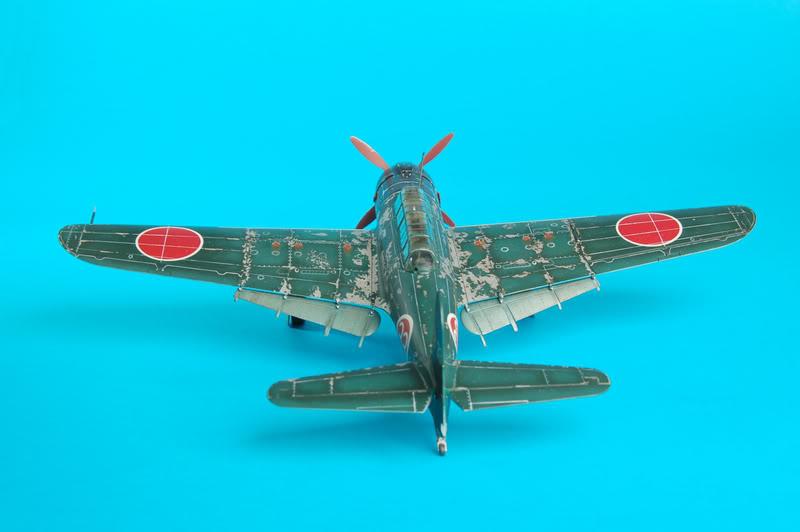 "1/48  Nakajima B6N2 Tensan ""Jill""  752 Kokutai DSC_6874"