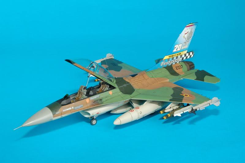 F-16B Viper Aniversario Venezolano DSC_7429