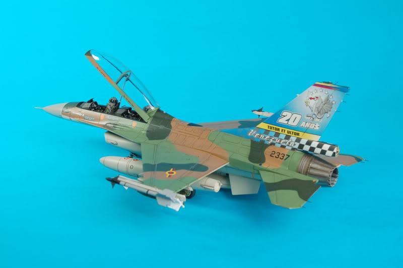 F-16B Viper Aniversario Venezolano DSC_7434