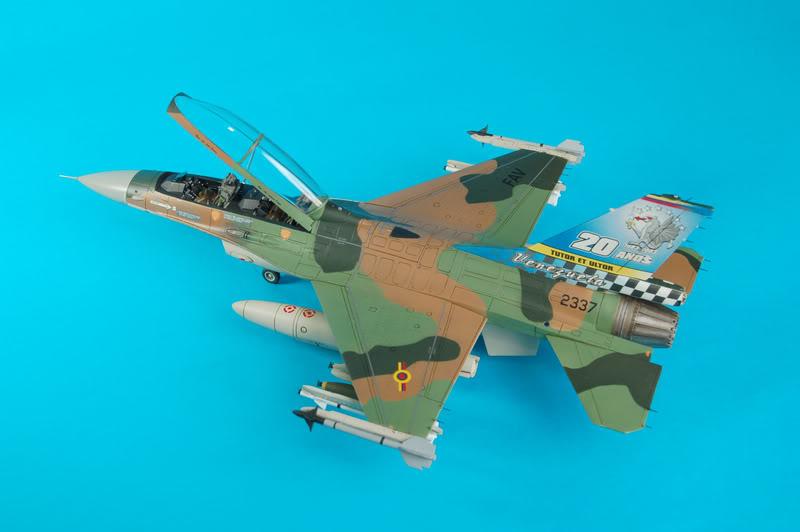 F-16B Viper Aniversario Venezolano DSC_7435