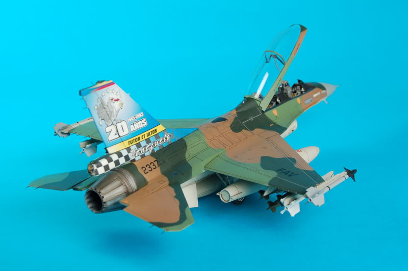 F-16B Viper Aniversario Venezolano DSC_7436