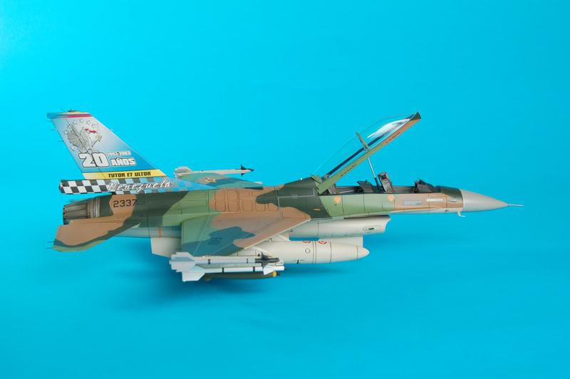 F-16B Viper Aniversario Venezolano DSC_7437