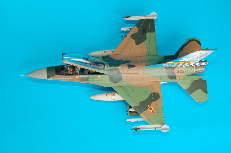 F-16B Viper Aniversario Venezolano DSC_7448
