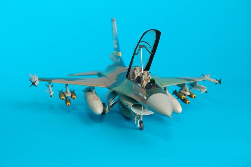 F-16B Viper Aniversario Venezolano DSC_7451