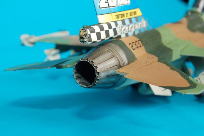 F-16B Viper Aniversario Venezolano DSC_7455