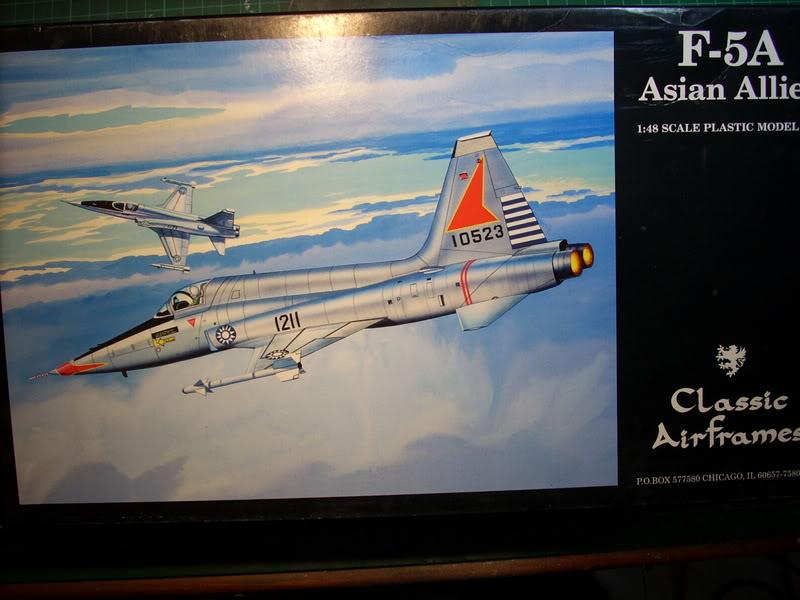 Northrop F-5A y F-5B Venezolanos Imagen567