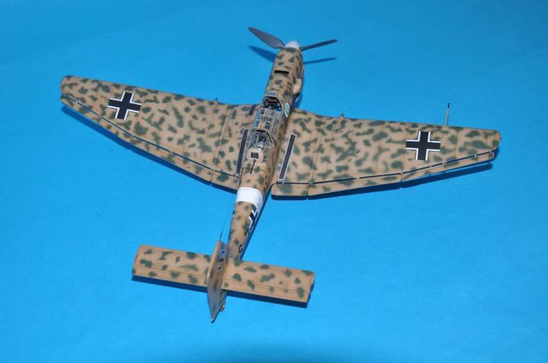 Junker Ju-87 B-2 Trop, africa. DSC_8962
