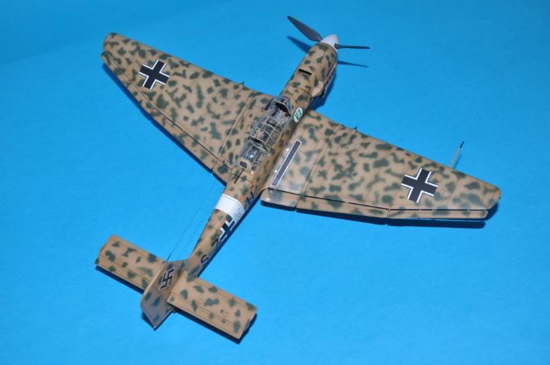 Junker Ju-87 B-2 Trop, africa. DSC_8982
