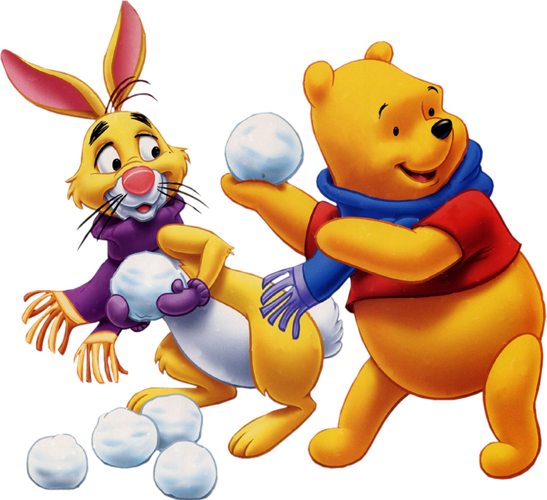 Tubes Personnages Disney WinniethePooh01withoutsnowRM