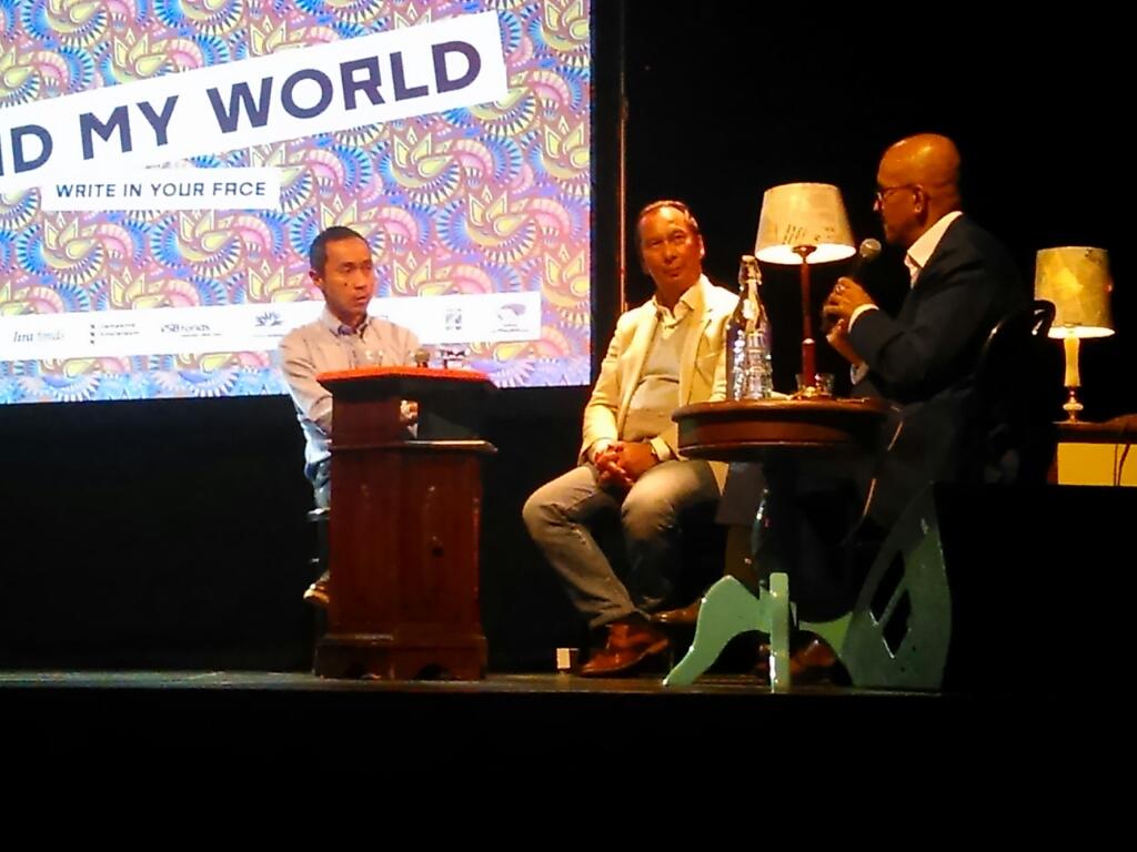 Read My World, editie Zuidoost-Azië, 3 okt. Amsterdam 14441608492753