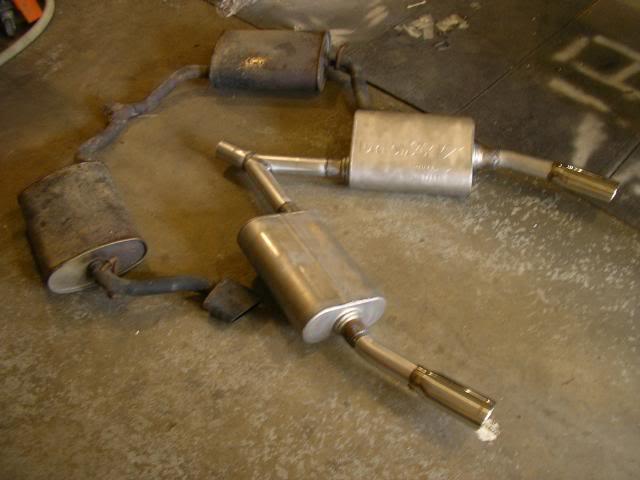Write-Up: Custom Y-Split Exhaust Pipes IMGP3633
