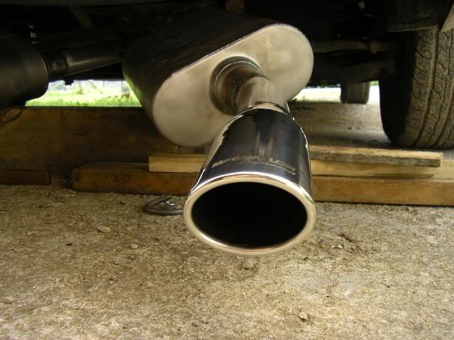 Write-Up: Custom Y-Split Exhaust Pipes IMGP3637
