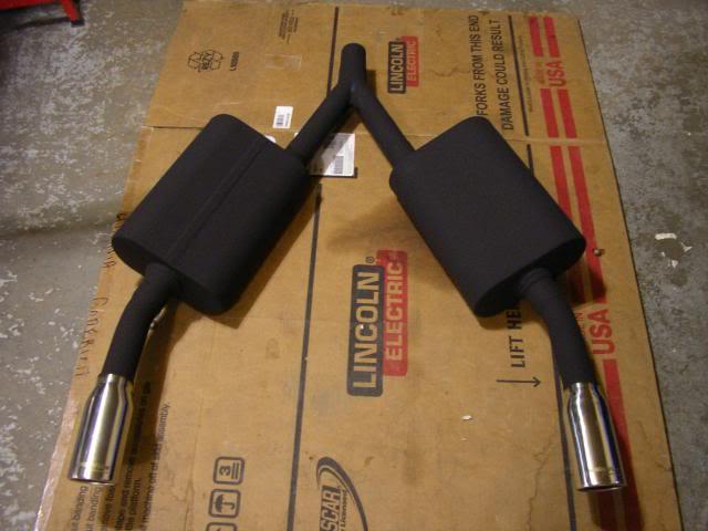 Write-Up: Custom Y-Split Exhaust Pipes IMGP3642
