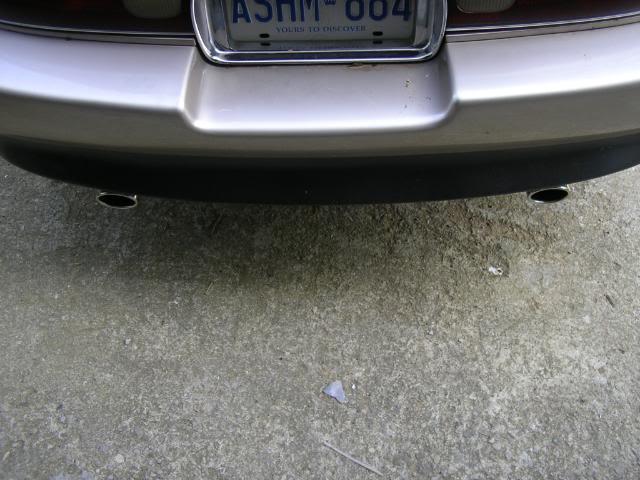 Write-Up: Custom Y-Split Exhaust Pipes IMGP3648