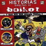 Boikot... Discografía Boikot-Historias_Directas_De_Boikot