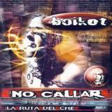 Boikot... Discografía Boikot-La_Ruta_Del_Che_No_Callar-Fr