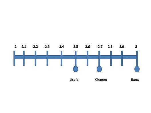 Tema 14. Orden, comparación, recta numérica con decimales. Diego-3