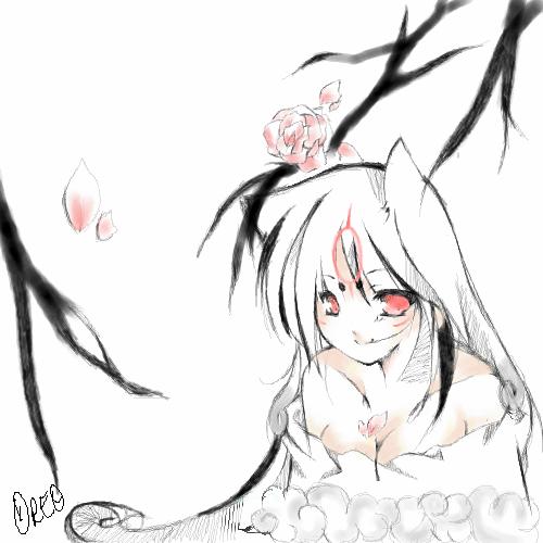 Reunion  Okami_by_Oreo_the_artist