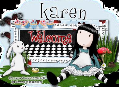 Welcome katy11! Welcomealice