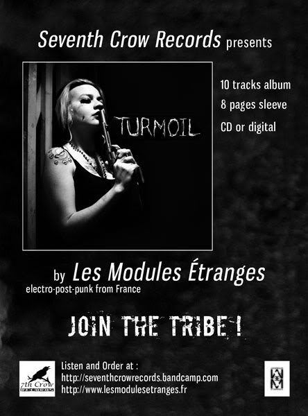 Les Modules Etranges (cold-wave / goth) Pub_Turmoil_Final_Flatten_600x444
