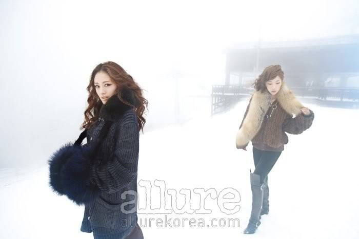 [KPOP] ALLURE KOREA MAG - RAINBOW (NEW GIRL GROUP) Wvqtkh