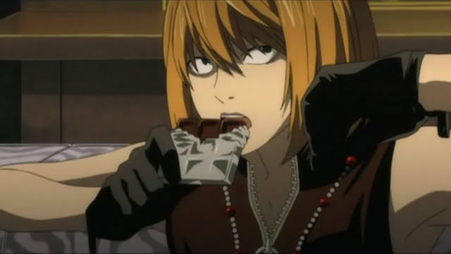 Mangas... - Page 15 CutePictureofMello