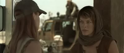 RESIDENT EVIL EXTINCTION (Movie) RE