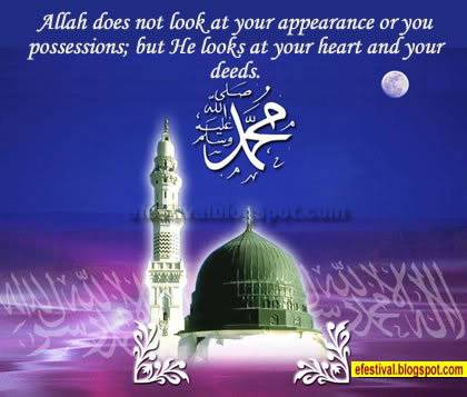 The Beautiful word is Allah, Most beautiful song is Azan Ismqu_12