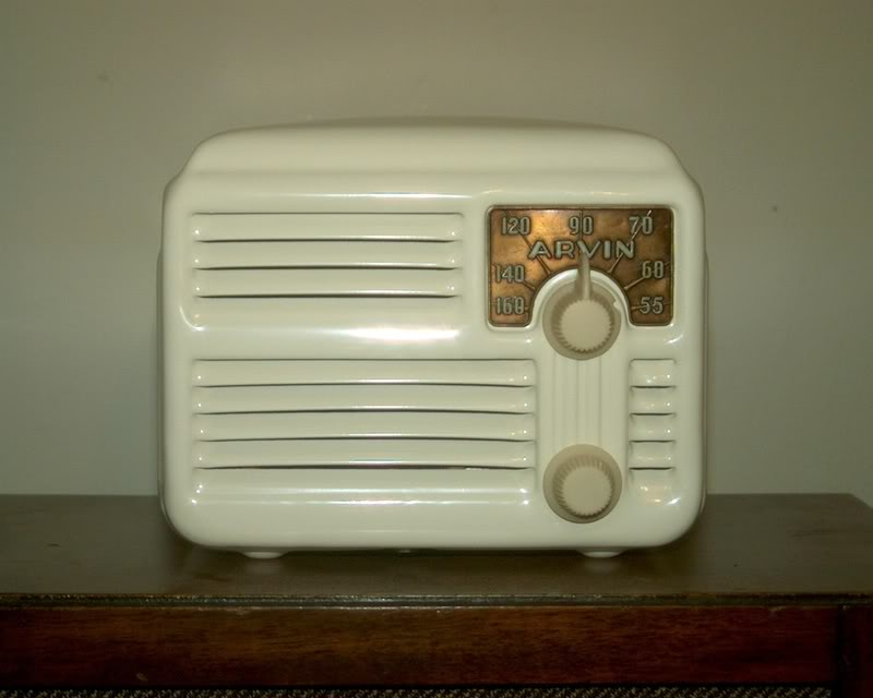 Arvin 444A Metal Radio Restored (With Pic's) Arvinbest_phixr
