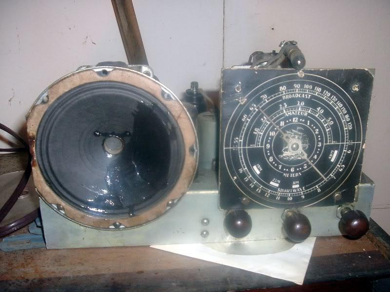 Repair speakers Knightchassis