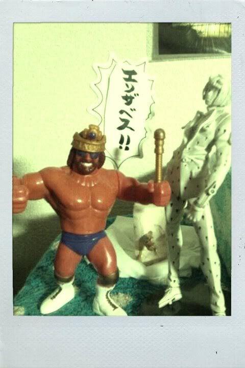 Tsutomo Sugi and Hercules Tenga 3-151