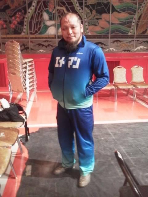 Jacky Numazawa 4-105