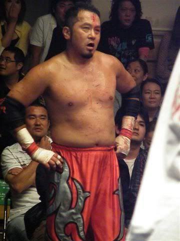 Takeshi Sasaki 8-36
