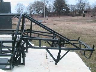 Rayburn 07 Late Model Frame for For sale IMG_2976