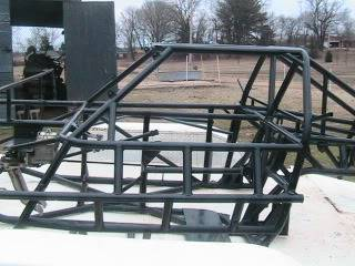 Rayburn 07 Late Model Frame for For sale IMG_2977