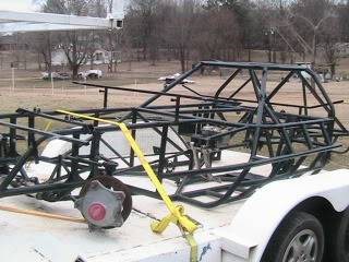 Rayburn 07 Late Model Frame for For sale IMG_2979