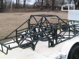 Rayburn 07 Late Model Frame for For sale IMG_2982