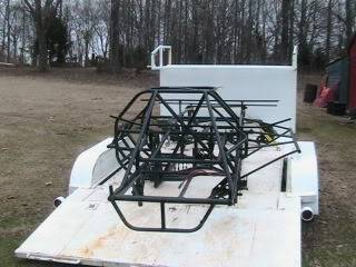 Rayburn 07 Late Model Frame for For sale IMG_2983