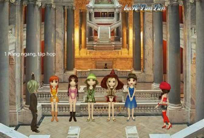 Truyen Tranh Au( Lo lem Audition) LL14
