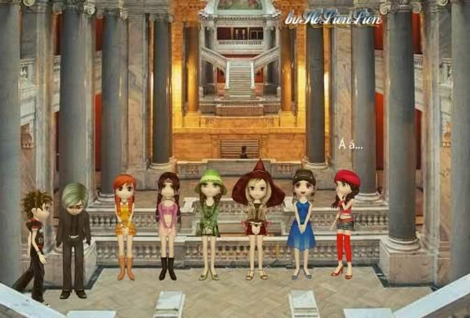 Truyen Tranh Au( Lo lem Audition) LL15