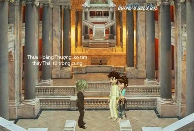 Truyen Tranh Au( Lo lem Audition) LL33