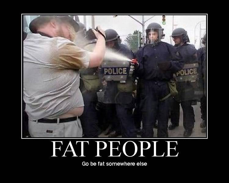 Motivational Posters FatPeople