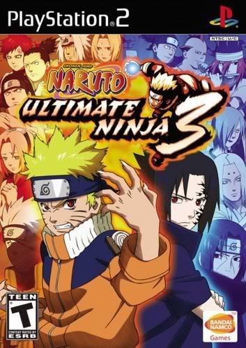 [DD][MU]Naruto Ultimate Ninja 3 Na