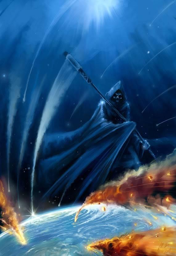 Tử thần | 死神 Reaper_final