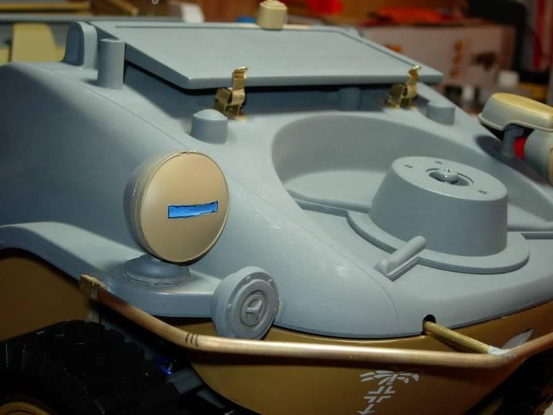 "vehicle - Archive ""old"" work: RC 21st C Schwimmwagen conversion/scale detailing 2007-10-01DSCN11040013"