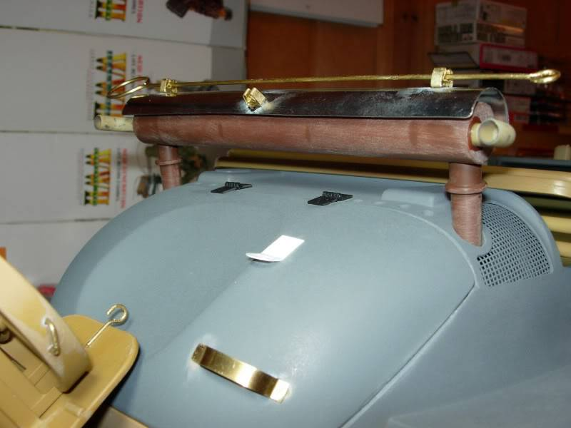 "vehicle - Archive ""old"" work: RC 21st C Schwimmwagen conversion/scale detailing 2007-10-18DSCN11160005"