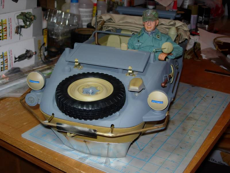 "vehicle - Archive ""old"" work: RC 21st C Schwimmwagen conversion/scale detailing 2007-11-05DSCN11260003"