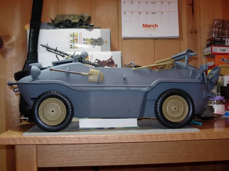 "vehicle - Archive ""old"" work: RC 21st C Schwimmwagen conversion/scale detailing 2007-11-22DSCN11390002"